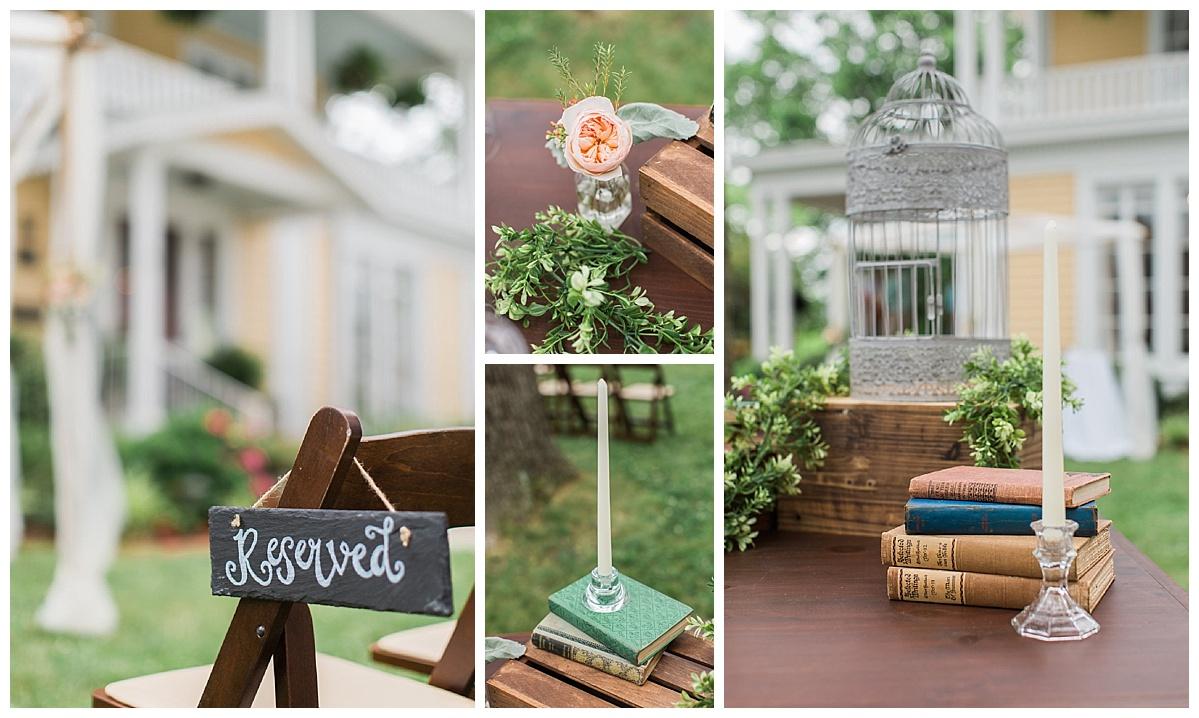 Intimate Wedding Planning Raleigh North Carolina