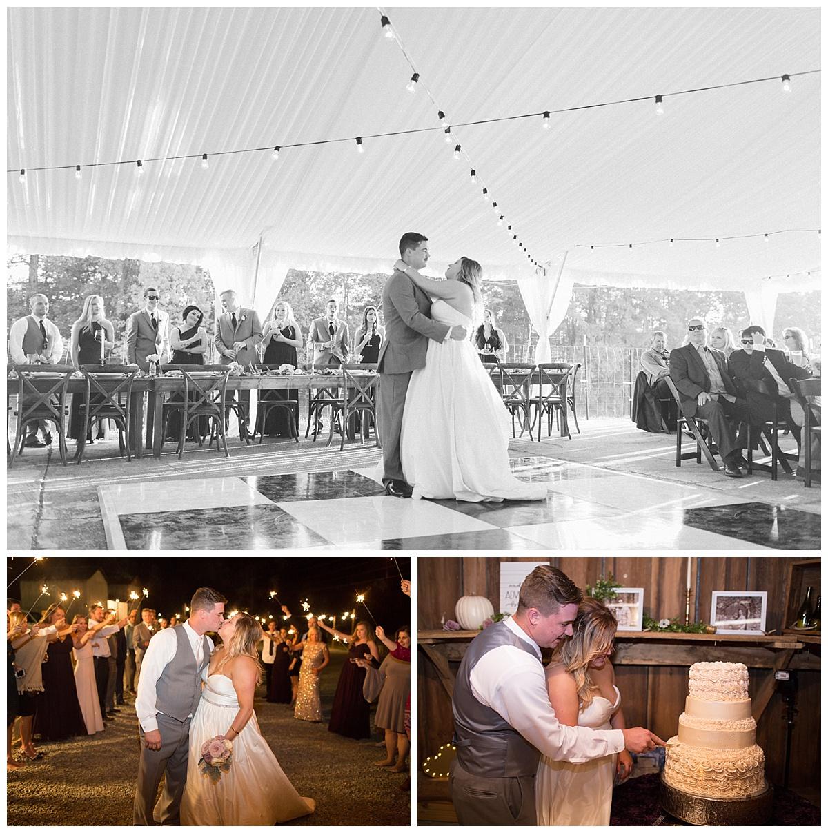 Holly Springs NC Full Service Wedding Planner - Sweet